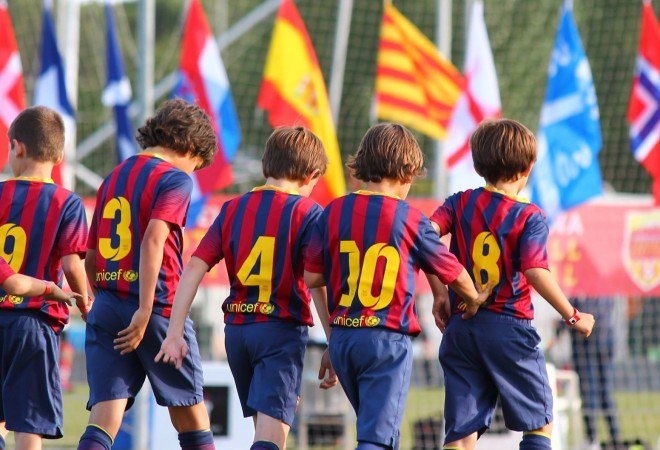 Barcelona Football Festival, International Youth Football Tournament in Barcelona, Spain